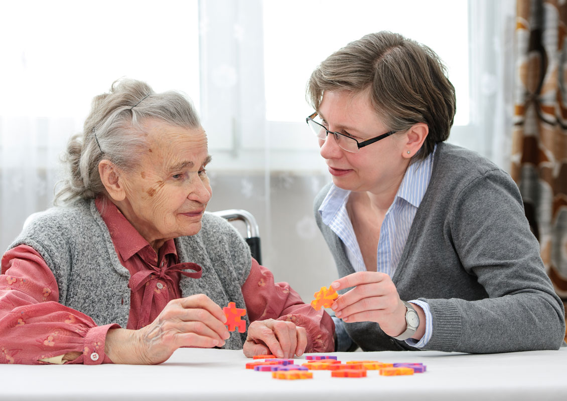 Live in Carer Services for Seniors